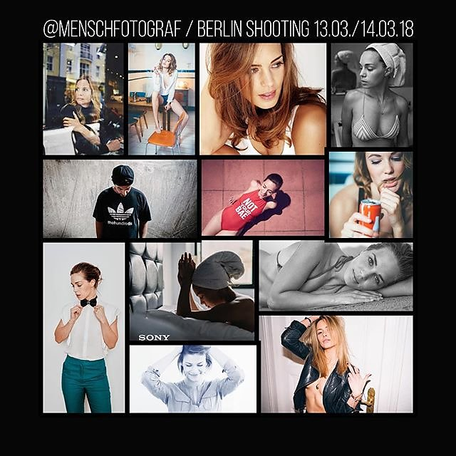 Searching for models in Berlin, March, 13th and 14th. Send me a pm if your're interested in shooting with me. .